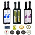 Aceite de Oliva VE gourmet, arbequina y coupage. Pack 6 Uds 500ml (bsp)
