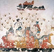 Origen e historia del azafrán