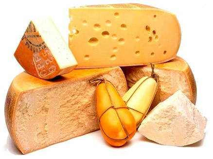 Propiedades beneficiosas del queso