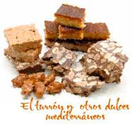 El turrón y otros dulces mediterráneos